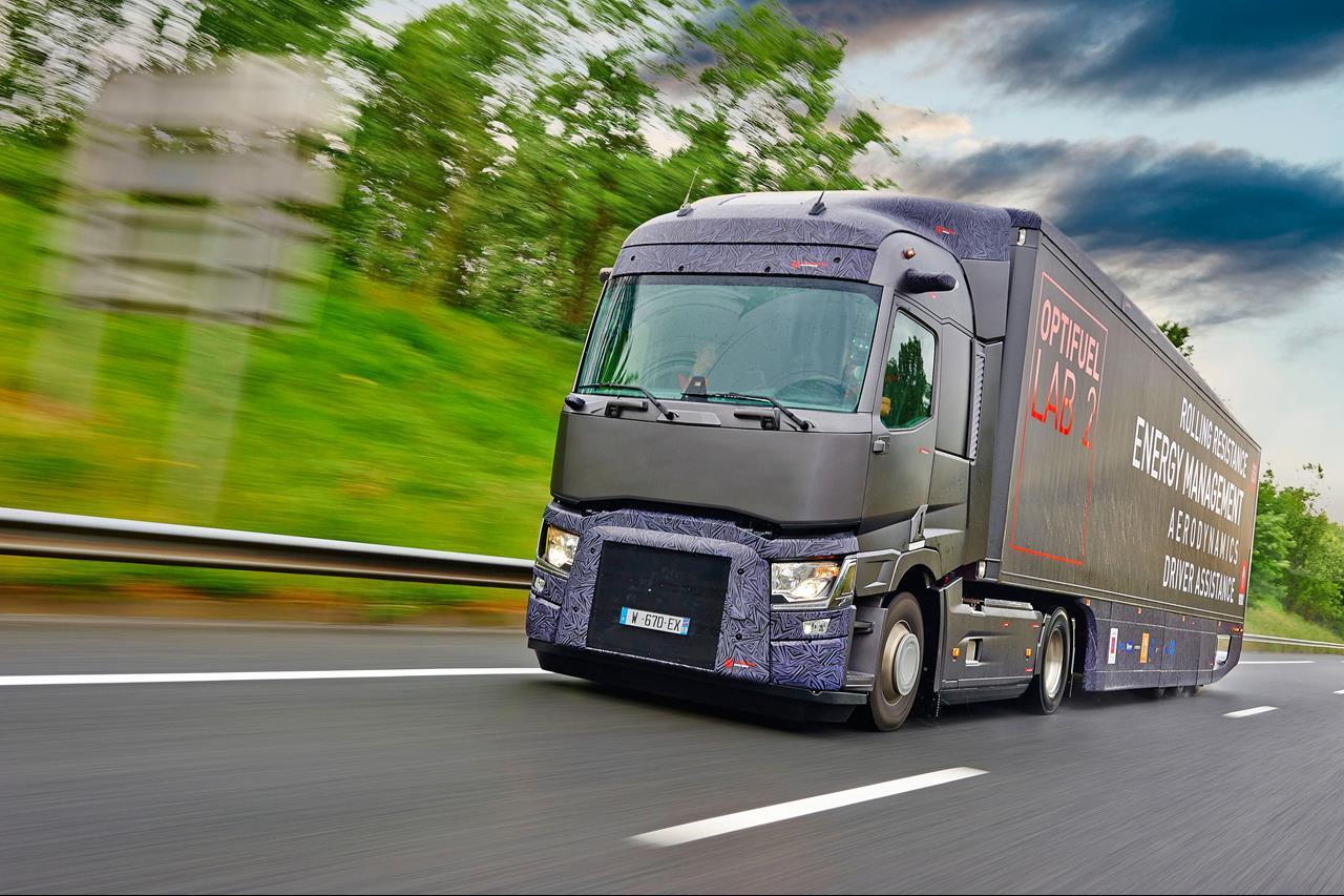 Renault Optifuel Lab 2: come ridurre del 22% i consumi di autocarro - image 000030-000000021 on http://mezzipesanti.motori.net