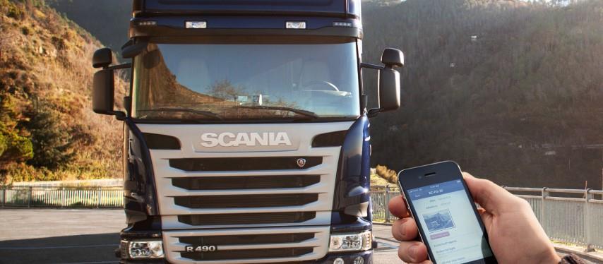 Le nuove frontiere del trasporto: Scania viaggia alla velocità del 5G - image 003256-000030297 on http://mezzipesanti.motori.net