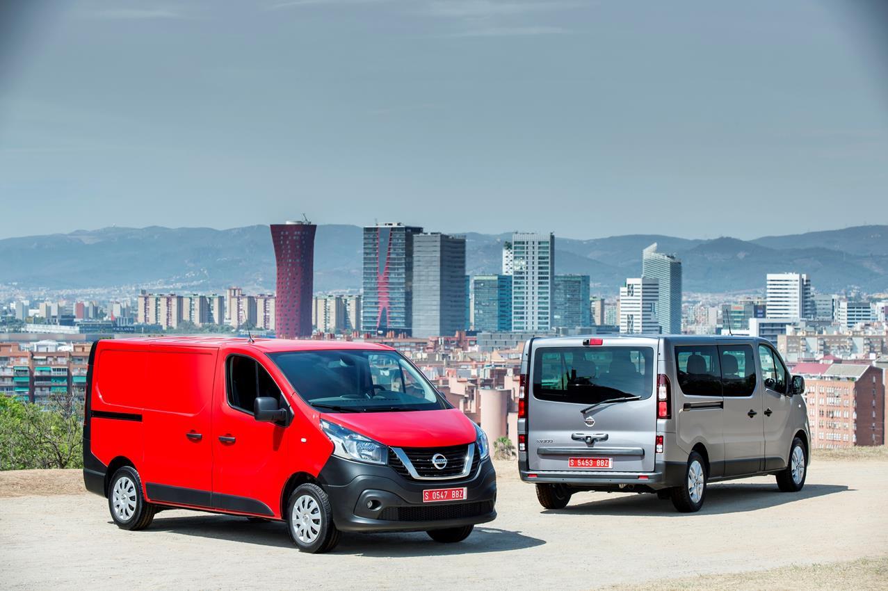 Il nuovo NV300 completa l'ampia gamma LCV di Nissan - image 003304-000030353 on http://mezzipesanti.motori.net
