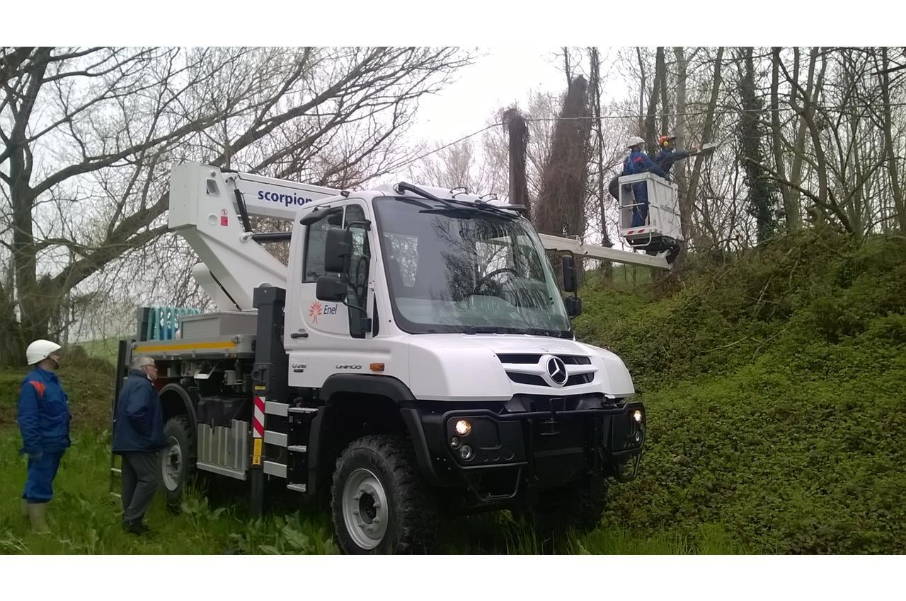 Scania pronta a conquistare l'industria delle costruzioni con Scania XT - image 003372-000030417 on http://mezzipesanti.motori.net