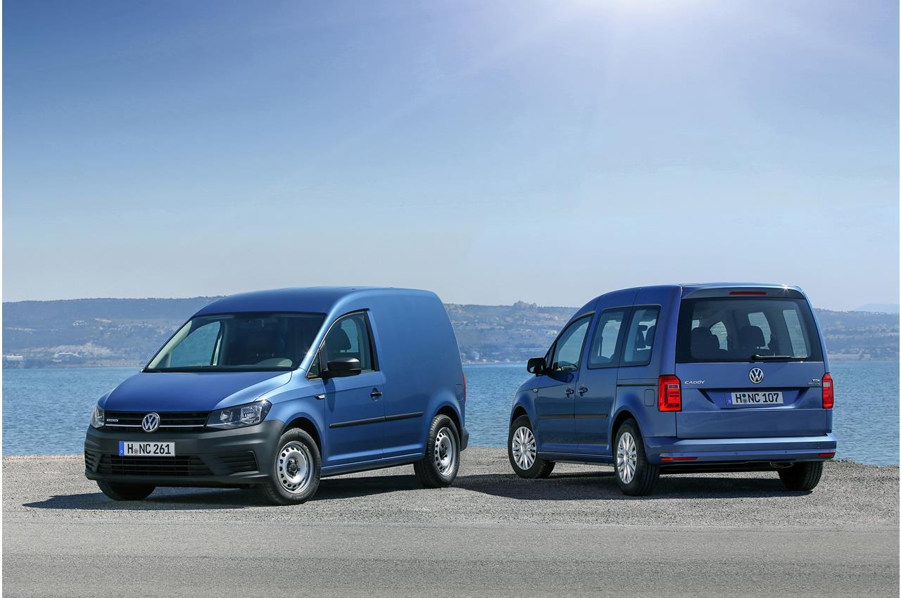 Nuovo VW Caddy TGI con tutti i vantaggi del metano - image 003414-000030501 on http://mezzipesanti.motori.net