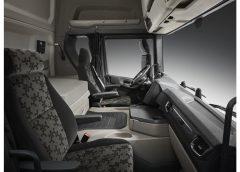 Nuove cabine Scania serie G con zona notte