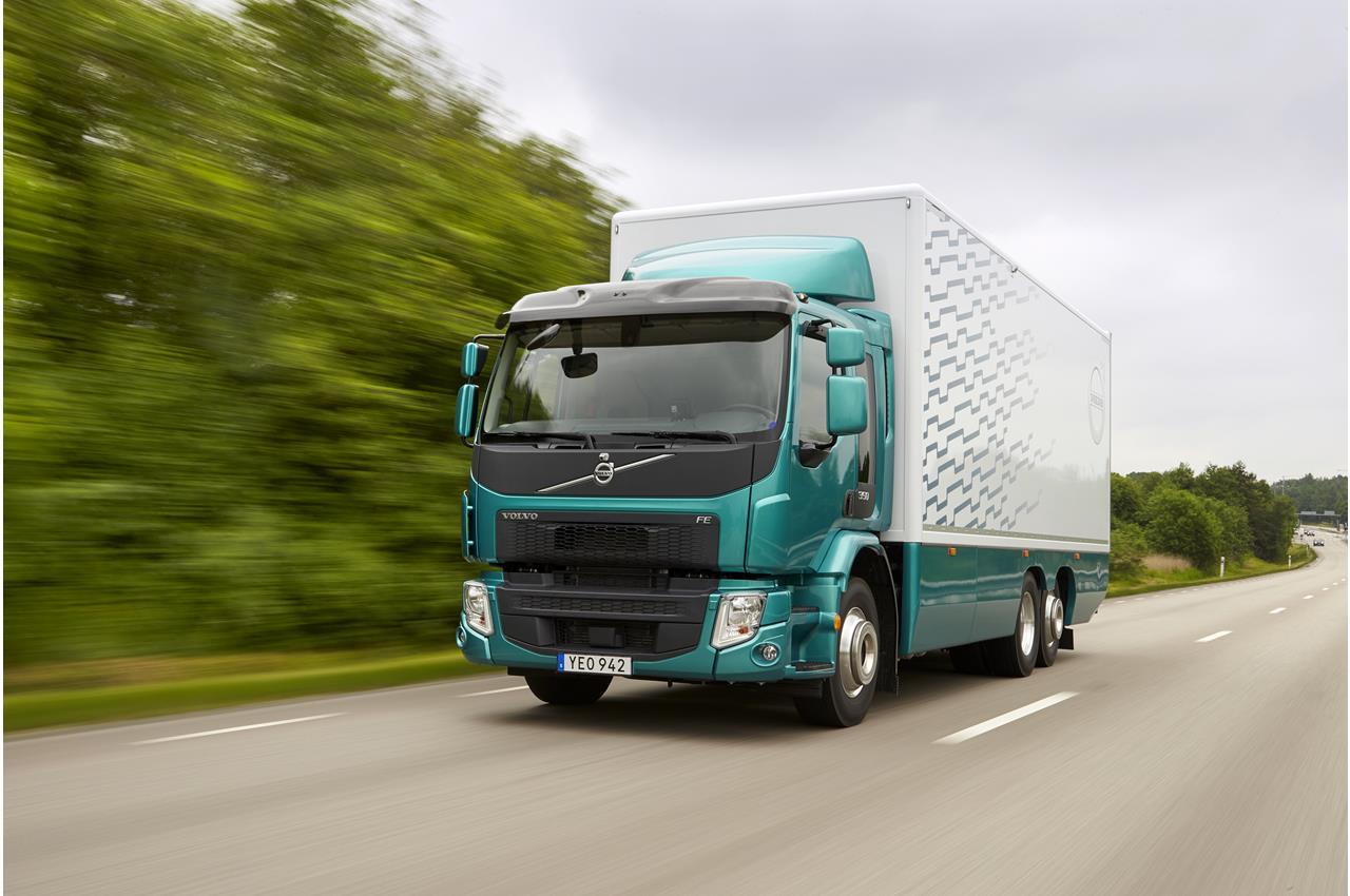 Un motore più potente amplia l'uso di Volvo FE - image 003424-000030509 on http://mezzipesanti.motori.net