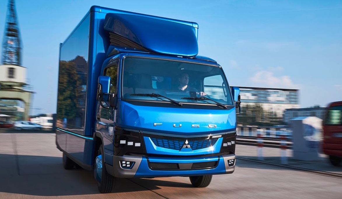 """USA: al via le prime consegne con il truck elettrico """"Fuso eCanter"""" firmato Daimler Truck"""