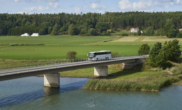 Scania presenta a Busworld il nuovo veicolo ibrido Scania Interlink LD - image 17194-023-600x392-600x365 on http://mezzipesanti.motori.net