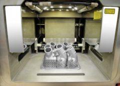 Mercedes Benz Trucks: realizza il primo ricambio in metallo per truck in stampa 3D