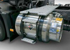 Volvo Trucks e la teoria del gas naturale liquefatto