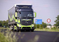 La crescita dei veicoli industriali frena