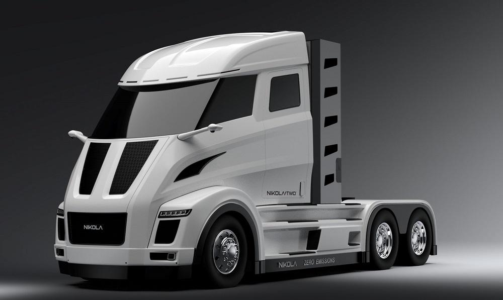 Bosch e Nikola Motor Company presentano il nuovo camion a idrogeno