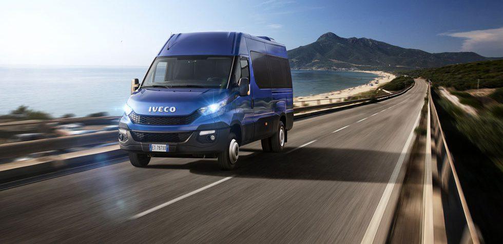 "Iveco vince il premio ""Sustainable Truck of the Year 2018"" nella categoria VAN"