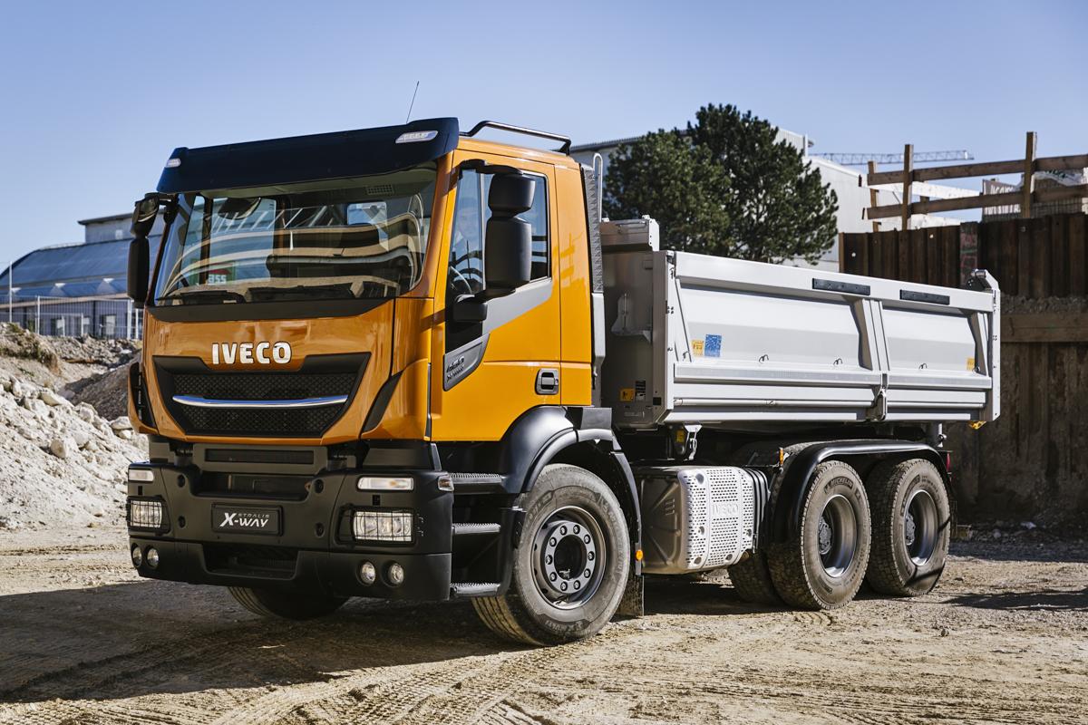 Nuovo Stralis X-WAY: la gamma completamente nuova per servizi urbani e logistica edilizia