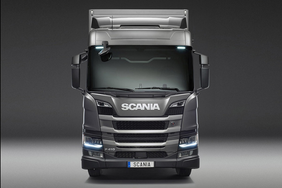SCANIA VINCE IL PREMIO SUSTAINABLE TRUCK 2018