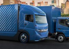 Daimler Trucks punta all'elettrico con E-FUSO