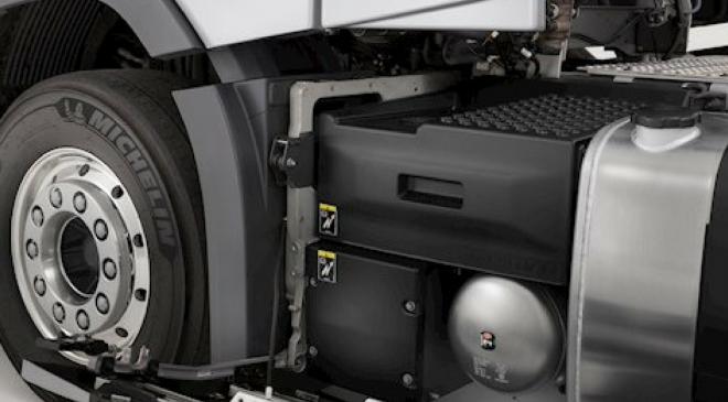 Volvo Trucks introduce un nuovo sistema di batterie